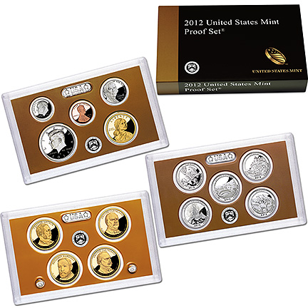 USA Proof Sets