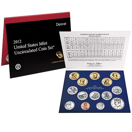 USA Uncirculated Sets