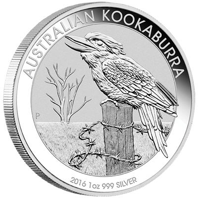 10 x 2016 Silver 1oz KOOKABURRA - Now In Stock