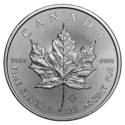 2020 1oz Silver Maple