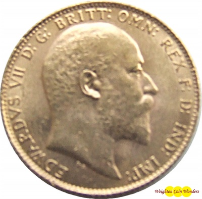 10 x Edward VII Sovereigns - Investment Parcel