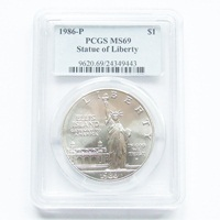 PCGS/NGC Certified SILVER Coins