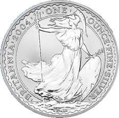1oz BRITANNIA / UK LUNAR