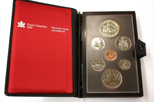 1979 RCM Proof Set - Great Lakes