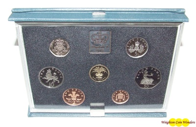 1985 Royal Mint Standard Proof Set