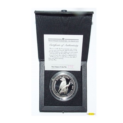 1994 2oz Kookaburra - Proof Issue