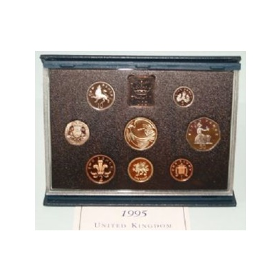 1995 Royal Mint Standard Proof Set