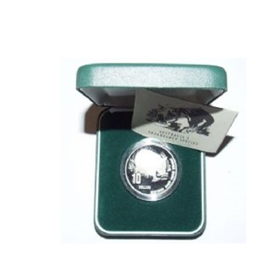 1997 $10 Silver Proof – Australia's Endangered Species