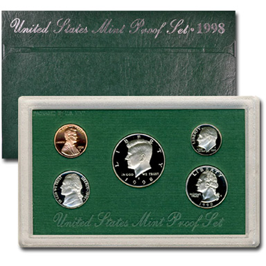 1998 United States Proof Set