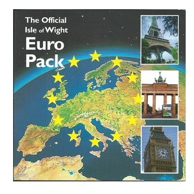 1998 The Official Isle of Wight Euro Pack