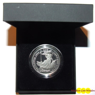 2006 Silver Proof 1oz BRITANNIA - No Cert