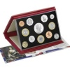 2007 Royal Mint Deluxe Proof Set