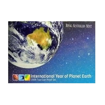 2008 International Year of Plant Earth - Six Coin Proof Set