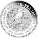 1oz KOOKABURRA - 2009 P20 Series