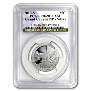 PCGS/NGC America The Beautiful