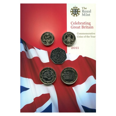 2011 Brilliant Uncirculated Coin Set