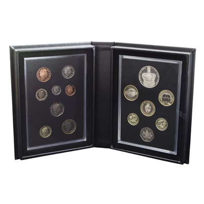 2013 UK Proof Collector Coin Set