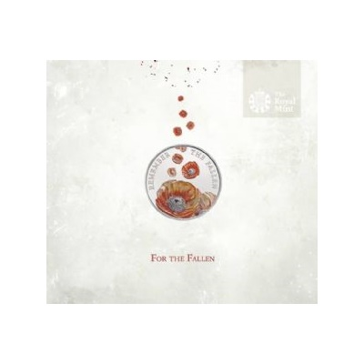 2014 £5 BU Coin Pack - Remembrance Day - For the Fallen
