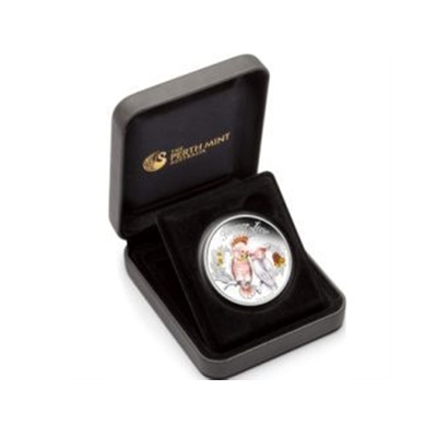 2014 1/2oz Silver Proof Coin – FOREVER LOVE