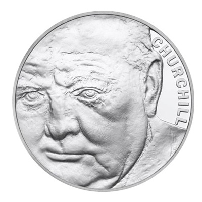 2015 £5 - Sir Winston Churchill