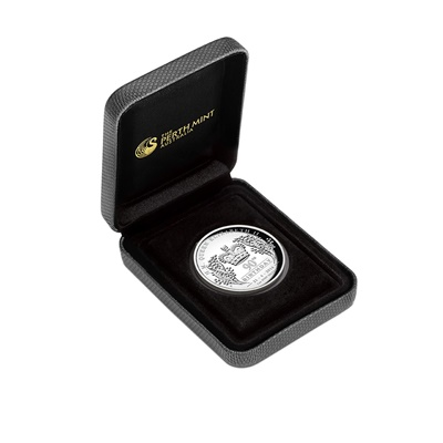 2016 1oz Silver Proof Coin - QEII 90TH BIRTHDAY