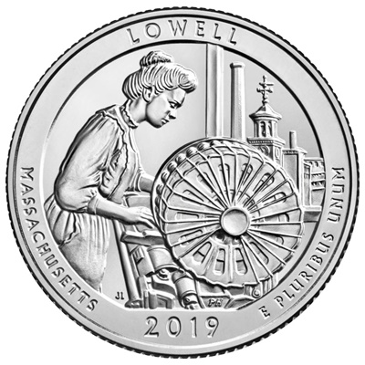 2019 (D) Lowell National Historical Park (Massachusetts)