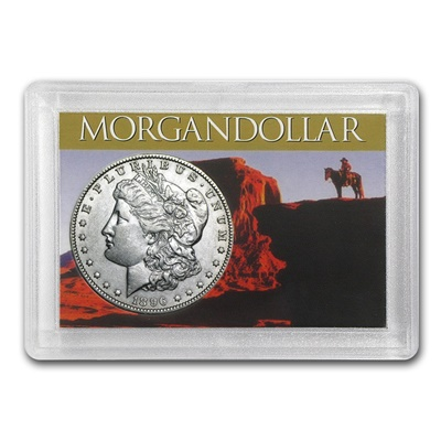 USA Harris Coin Holder - MORGAN DOLLAR