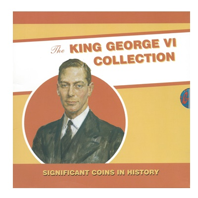 The King George VI 10-Coin Collection