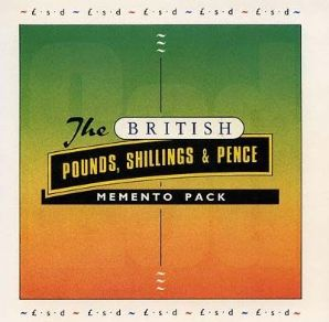 The British Pounds, Shillings & Pence Memento Presentation Pack