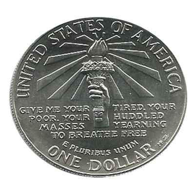 USA Commemorative Dollars
